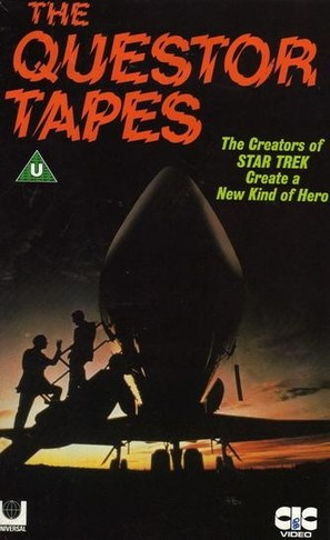 """The Questor Tapes"" - British Movie Cover (thumbnail)"
