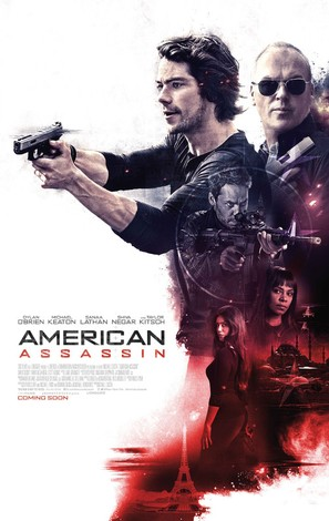 American Assassin - Movie Poster (thumbnail)