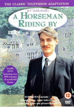 """A Horseman Riding By"" - British DVD cover (thumbnail)"