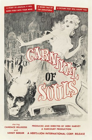 Carnival of Souls - Movie Poster (thumbnail)