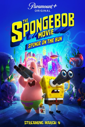The SpongeBob Movie: Sponge on the Run - Movie Poster (thumbnail)