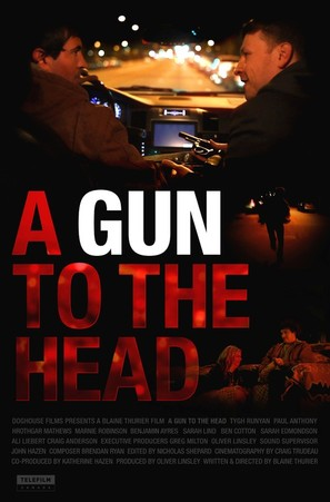 A Gun to the Head - Canadian Movie Poster (thumbnail)