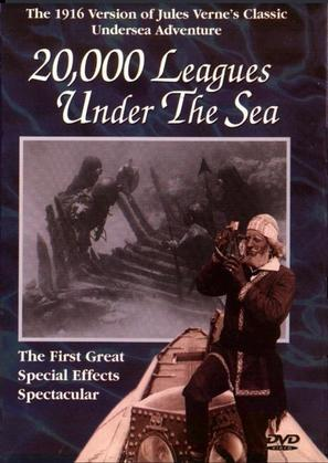 20,000 Leagues Under the Sea - Movie Cover (thumbnail)