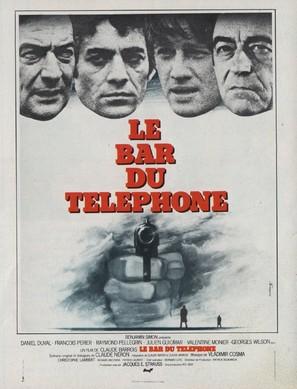 Bar du téléphone, Le