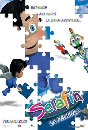 """Serafín"" - Mexican Movie Poster (thumbnail)"