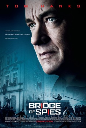 Bridge of Spies - Movie Poster (thumbnail)