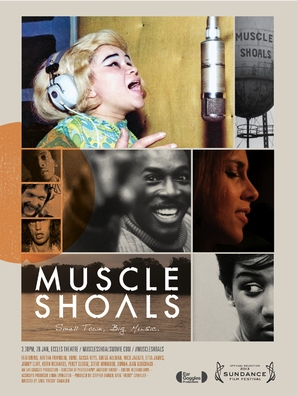 Muscle Shoals - Movie Poster (thumbnail)