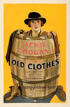 Old Clothes - Movie Poster (thumbnail)
