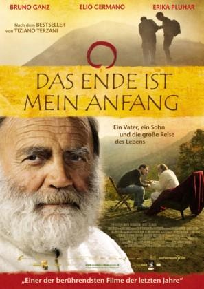 Das Ende ist mein Anfang - German Movie Poster (thumbnail)
