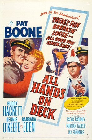 All Hands on Deck - Movie Poster (thumbnail)