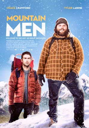 Mountain Men - Canadian Movie Poster (thumbnail)