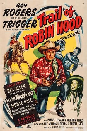 Trail of Robin Hood - Movie Poster (thumbnail)