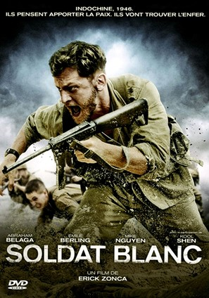 Soldat blanc - French Movie Cover (thumbnail)