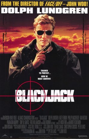 Blackjack - Canadian Movie Poster (thumbnail)