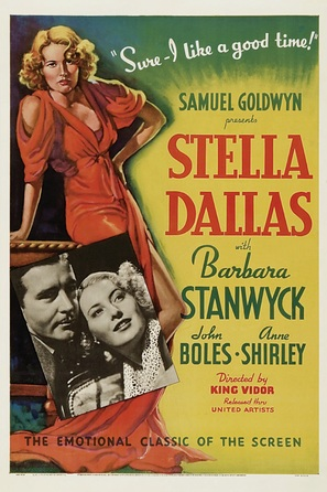 Stella Dallas - Movie Poster (thumbnail)