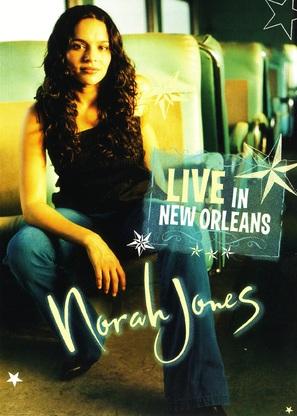 Norah Jones: Live in New Orleans - poster (thumbnail)
