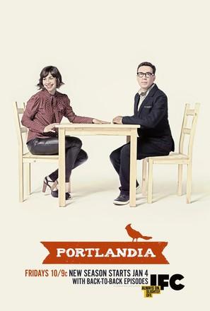 """""""Portlandia"""" - Movie Poster (thumbnail)"""