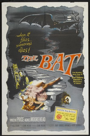 The Bat - Movie Poster (thumbnail)