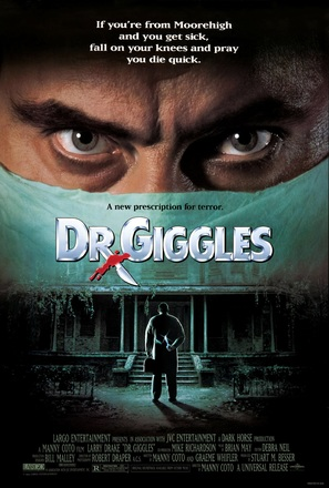 Dr. Giggles - Movie Poster (thumbnail)