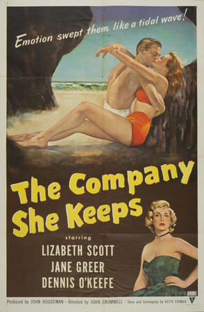 The Company She Keeps - Movie Poster (thumbnail)