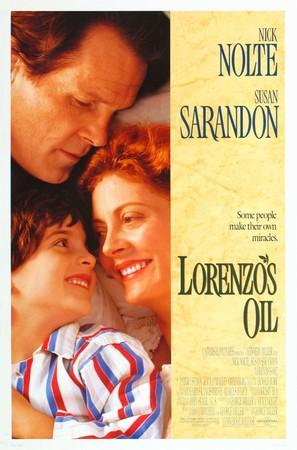 Lorenzo's Oil - Movie Poster (thumbnail)