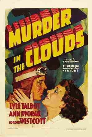 Murder in the Clouds - Movie Poster (thumbnail)