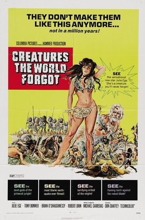 Creatures the World Forgot - Movie Poster (thumbnail)