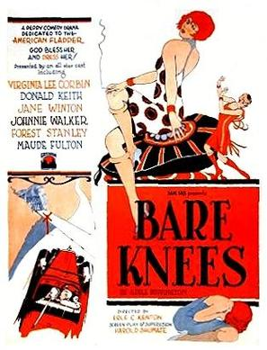 Bare Knees - Movie Poster (thumbnail)