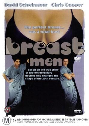 Breast Men - Australian DVD movie cover (thumbnail)