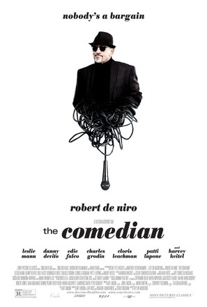 The Comedian - Movie Poster (thumbnail)