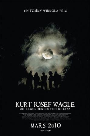 Kurt Josef Wagle og legenden om Fjordheksa - Norwegian Movie Poster (thumbnail)