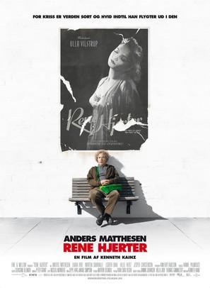 Rene hjerter - Danish Movie Poster (thumbnail)