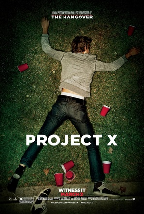 Project X - Movie Poster (thumbnail)
