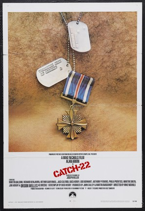 Catch-22 - Movie Poster (thumbnail)