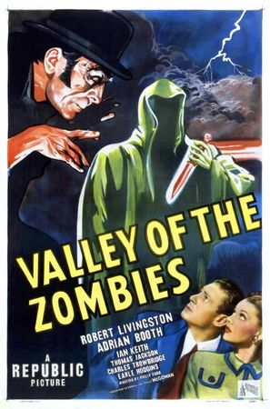 Valley of the Zombies - Movie Poster (thumbnail)