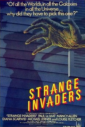 Strange Invaders - British Movie Poster (thumbnail)