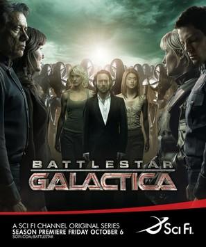 """Battlestar Galactica"" - Movie Poster (thumbnail)"