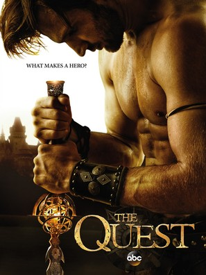"""The Quest"" - Movie Poster (thumbnail)"