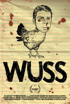 Wuss - Movie Poster (thumbnail)