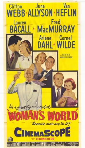 Woman's World - Movie Poster (thumbnail)