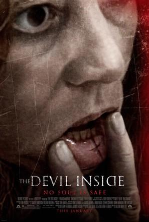 The Devil Inside - Movie Poster (thumbnail)
