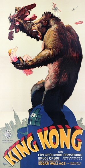 King Kong - Movie Poster (thumbnail)