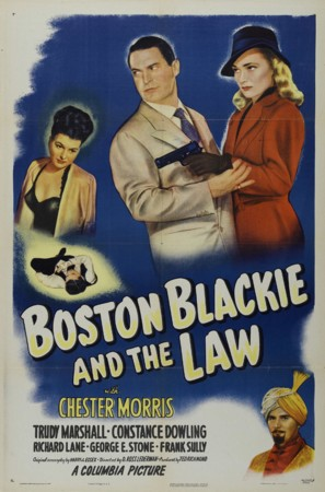 Boston Blackie and the Law