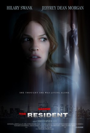 The Resident - Movie Poster (thumbnail)