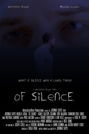 Of Silence - Movie Poster (thumbnail)