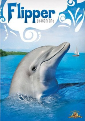 """Flipper"" - DVD movie cover (thumbnail)"