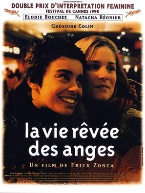 La vie rêvée des anges - French Movie Poster (thumbnail)
