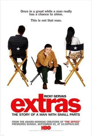 """Extras"" - Movie Poster (thumbnail)"