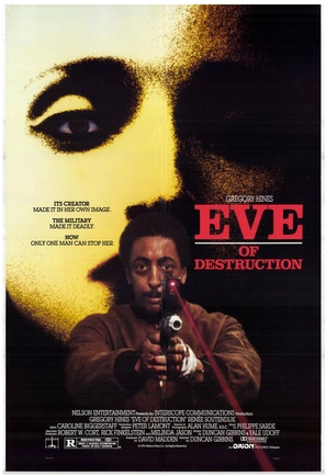 Eve of Destruction - Movie Poster (thumbnail)
