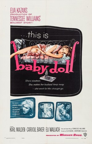 Baby Doll - Movie Poster (thumbnail)